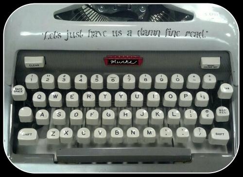 Final Typewriter
